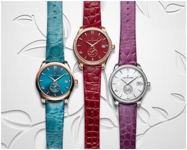 Switzerland – Carl F Bucherer's new ladies collection – Manero Auto Date LOVE with Brand Ambassador Li Bingbing