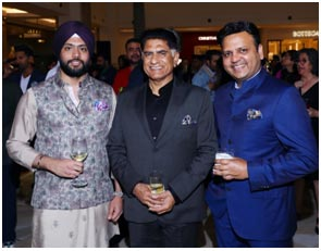 India – DLF Emporio hosts men's fashion show at its L'Homme Luxury 2020 event