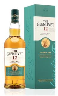 Scotland – The Glenlivet Unveils New Pack Design celebrating brand's history & vision