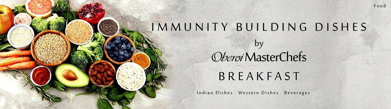 Immunity Building Dishes