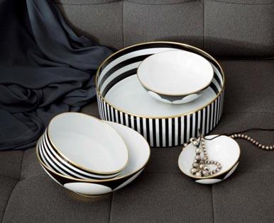 Germany/India – FÜRSTENBERG Introduces SIEGER by FÜRSTENBERG Tableware Collection