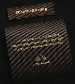 Italy – Zegna targets zero-waste production with commitment to #USETHEEXISTING