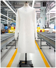 Italy – Zegna Group reopens production facility to make protective hospital suits
