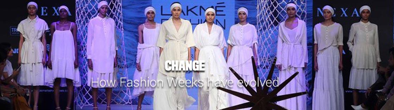 Future of Fashion Weeks?