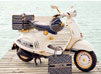 Dior and Vespa Celebrate founding year 1946 with collaboration