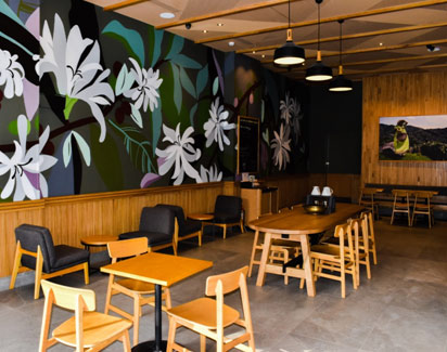 India – Tata Starbucks launches virtual backdrops of store, and 7 new take-away beverages