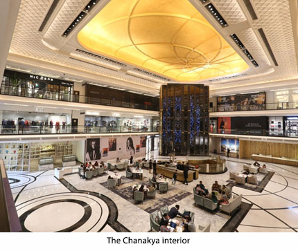 Chanakya Mall Interior