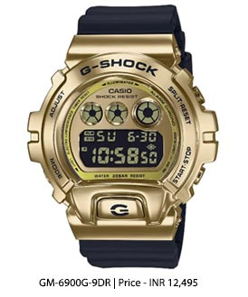 GM-6900 Series by G-shock
