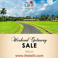 India – The Lalit Golf & Spa Resort Goa ready and open for weekend getaways
