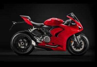 Red Monster - Ducati Panigale V2