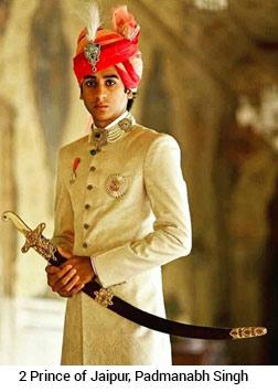 2Prince of Jaipur, Padmanabh Singh