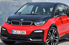 Can electric also be luxury? We drive the BMW i3s
