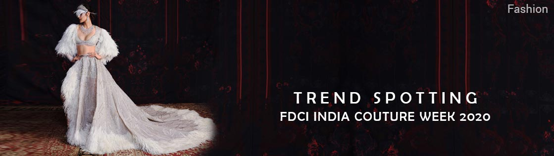 FDCI India Couture Week 2020