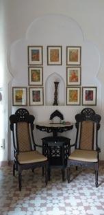 Inside Mahal