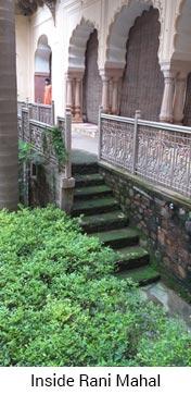 Inside Ranii Mahal