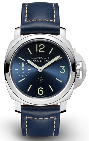 Panerai introduces the new Luminor Blu