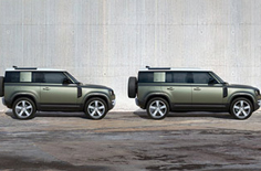 PREVIEW - New Land Rover Defender