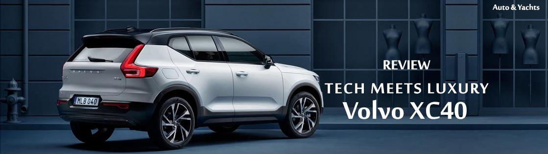 Tech Meets Luxury: Volvo XC40