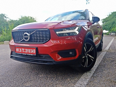 REVIEWTech Meets Luxury: Volvo XC40