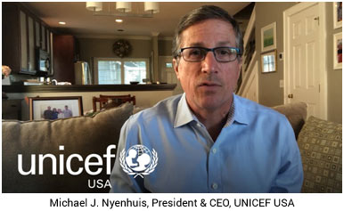 Italy / USA – GUCCI supports UNICEF USA for suppy and safe distribution of Covid-19 Vaccine