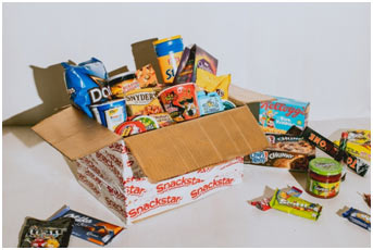 India – New etailer Snackstar to home-deliver goodies from around the world