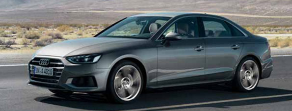 ReviewNew Audi A4 – Sharp Suited