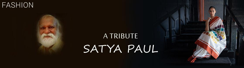 tribute satya paul solus