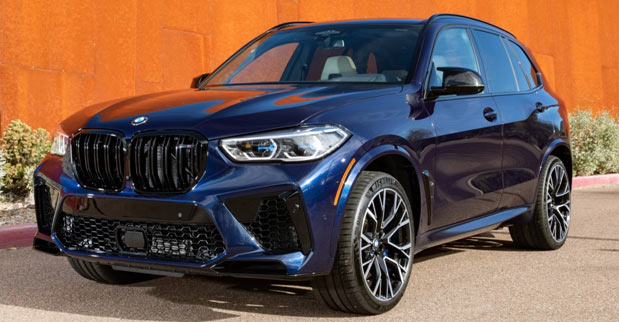 INDIA REVIEWBMW X5M CompetitionMAD MAX