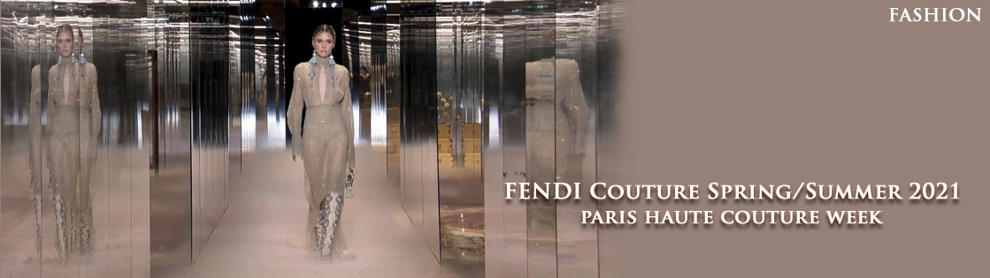 FENDI Couture Spring/Summer 2021