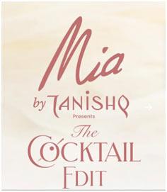 tanishq cocktail