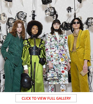 Celeberating 100 years of GUCCI