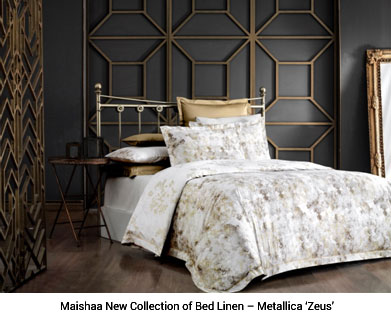 Maishaa New Collection of Bed Linen