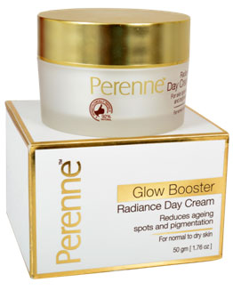 India – Perenne launches day cream booster