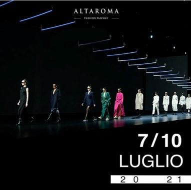 Italy – Rome Fashion Week back at Cinecittà Studios in Phygital edition from 7-10 July