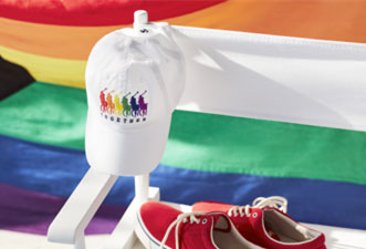 USA – Ralph Lauren Celebrates Pride Month with gender-neutral Pride capsule for adults & children