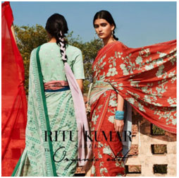 India – Reliance Brands to acquire Ritu Kumar fashion house