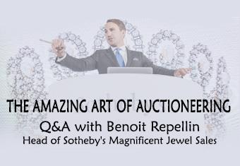 The Amazing Art of Auctioneering