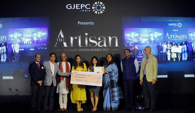 4th Artisan Awards 2021Gem & Jewellery Export Promotion Council