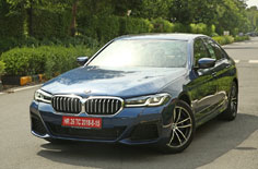 POWER PLAY - New BMW 5 Series