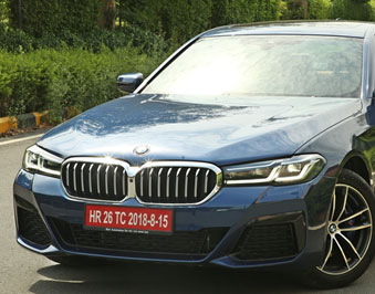 ReviewPOWER PLAYNew BMW 5 Series