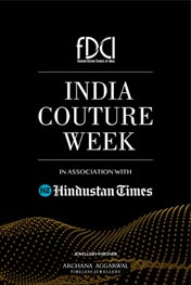 India – FDCI's digital India Couture Week 2021 Scheduled from 25-29 August