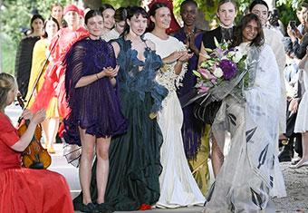 Paris Haute Couture Fall-Winter 2021-2022