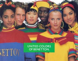 """Italy / India – United Colors of Benetton launches global sustainability project """"GreenB"""""""