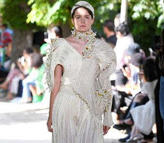 Vaishali SParis Haute Couture Fall-Winter 2021-2022