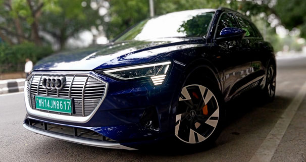 Audi E-Tron : An Alluring Combination of Electric and Luxury
