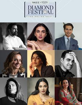 India – Natural Diamond Council hosts virtual Diamond Festival