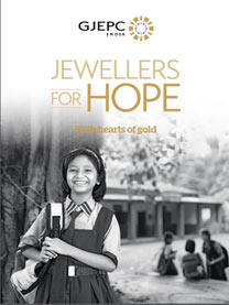 India – GJEPC highlights Gem and Jewellery Sector's huge CSR Initiatives