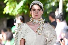 Vaishali S - Paris Haute Couture Fall-Winter 2021-2022
