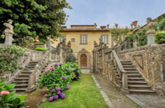 Villa Gamberaia - When Love meets up Poetry in the capital of the Arts