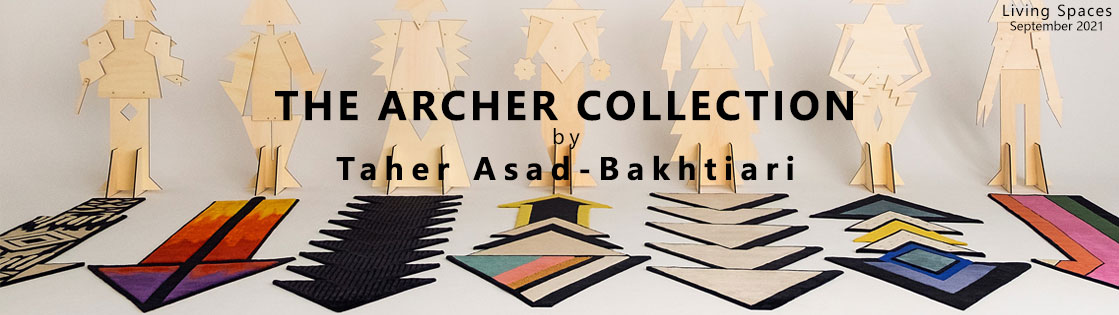The Archer Collection by Taher Asad-Bakhtiari